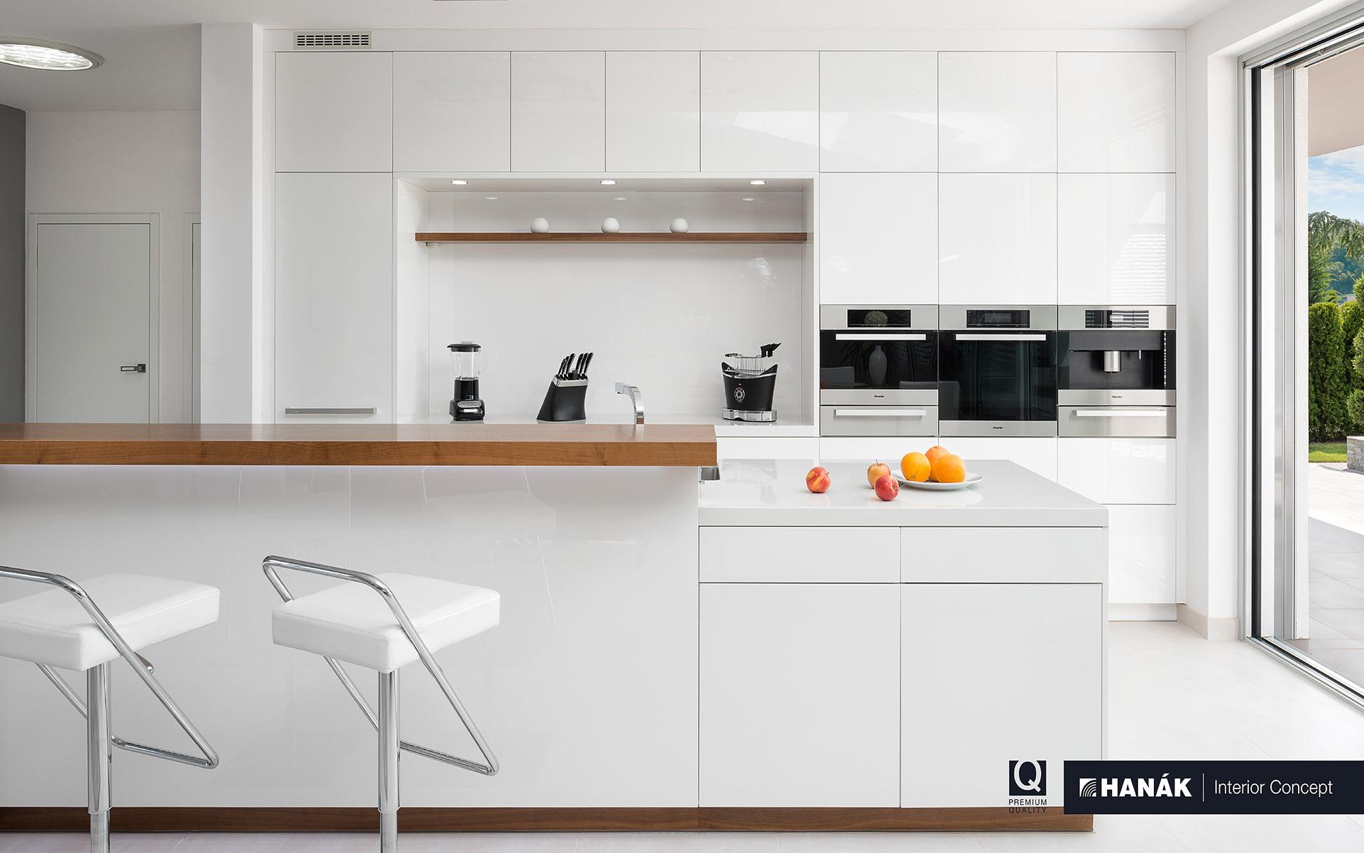 Kuchyně a interiéry